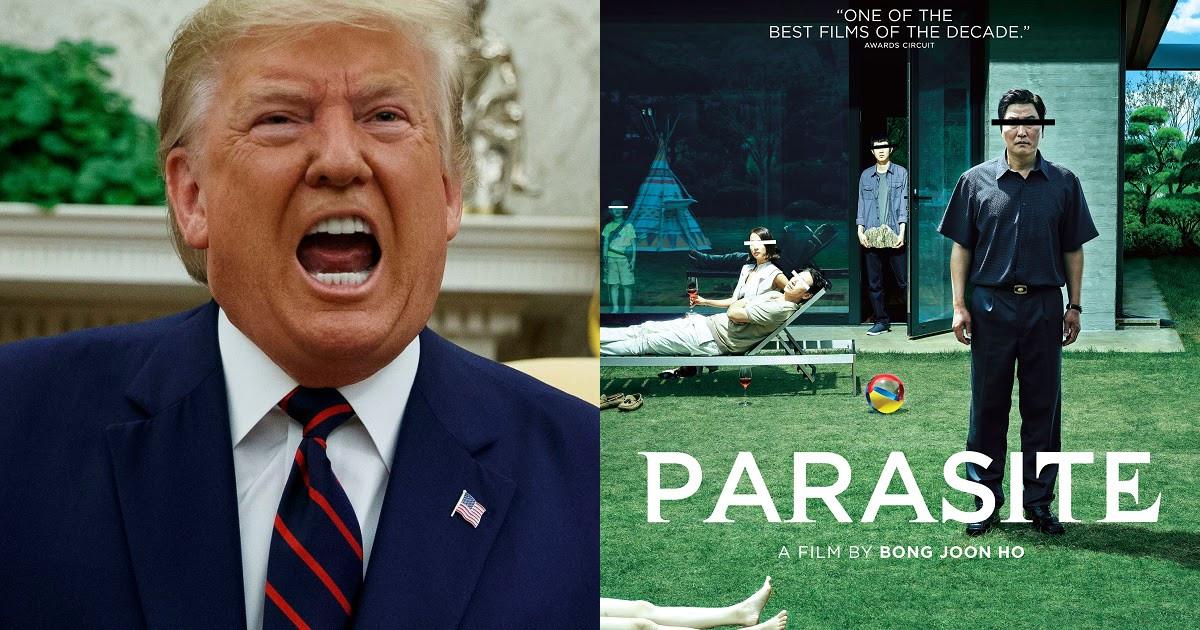 Trump, Parasites