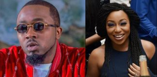 Ice Prince and Rita Dominic