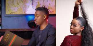 Ike Onyema and Diane Russet