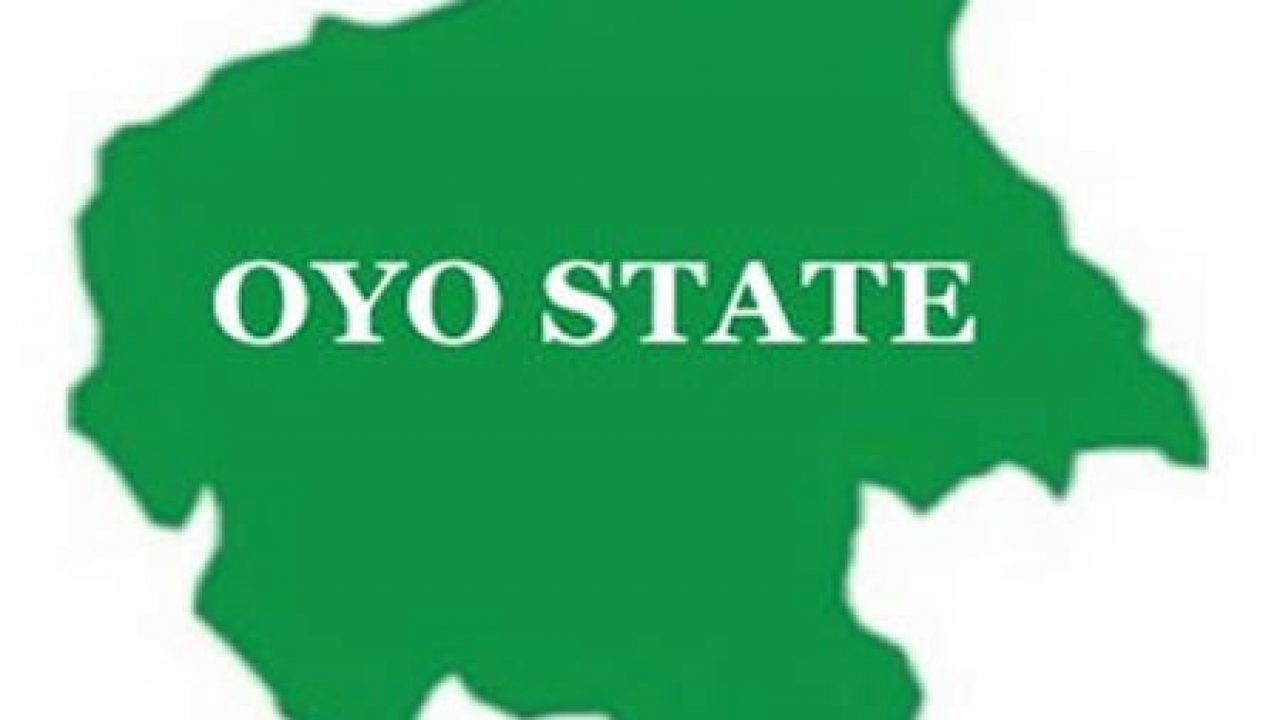 Oyo on map