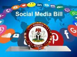 Nigerians reject social media bill