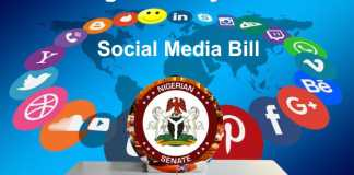 Nigerians reject social media bill