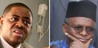 Fani Kayode and El rufai
