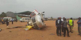 VP Osinbajo survives helicopter crash