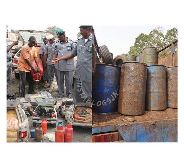 Nigerian Customs Sevices