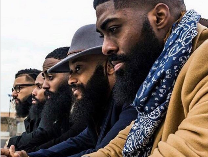file photo of men with beards