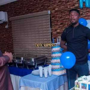 Adeniyi Johnson party
