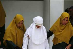 Indonesian woman