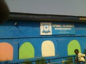 Spring Schools
