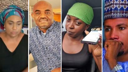 Kate Henshaw and Hilda Dokubo kick against the appointment of Elisha Abbo