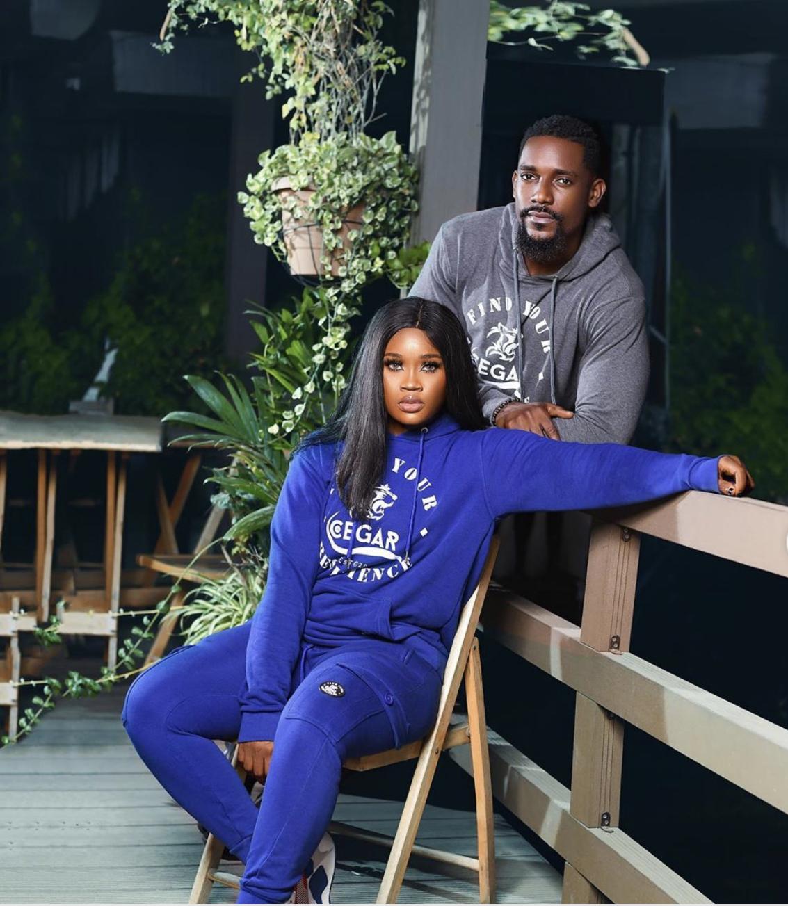 Cee-C and Mawuli Gavor