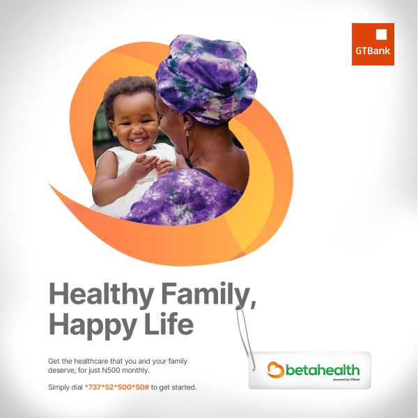 GTBank Launches Beta Health  Expands Access to Health Insurance for Low-Income Nigerians