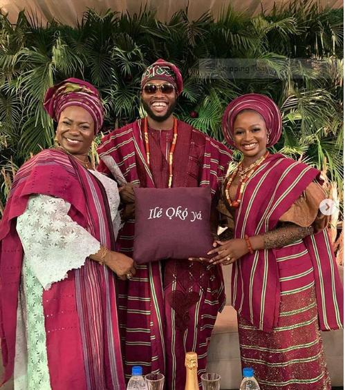 Emmanuel Ikubese, Anita Adeoye