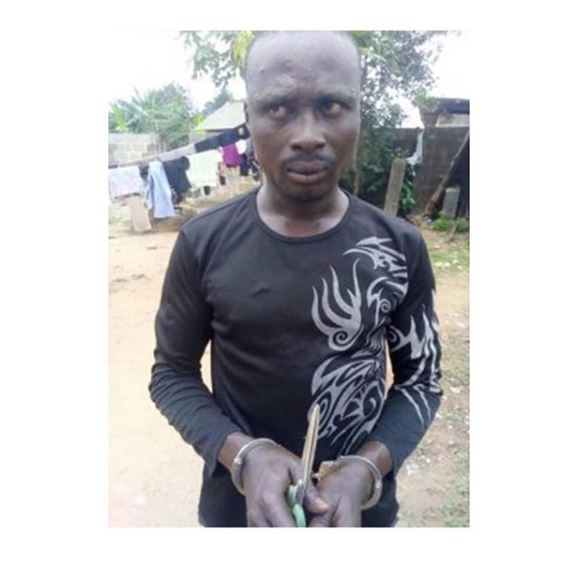 Man Arrested For Killing wife's Lover