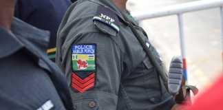 Nigeria policeman