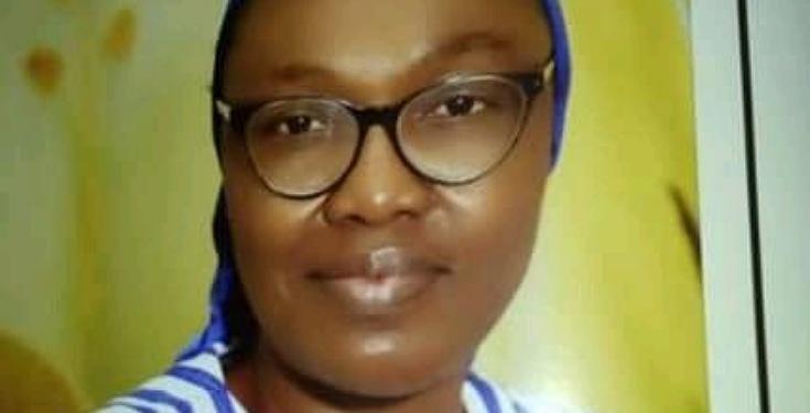Late Rev. Sr Henrietta Alokha