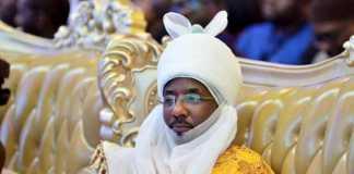 Deposed Emir, Sanussi Lamido