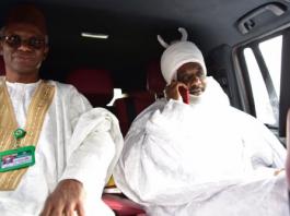 Governor Elrufai and Deposed Emir Sanusi