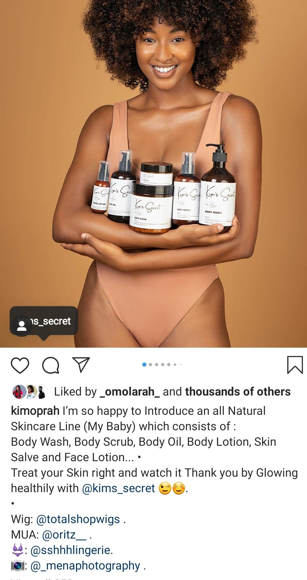 Kimoprah
