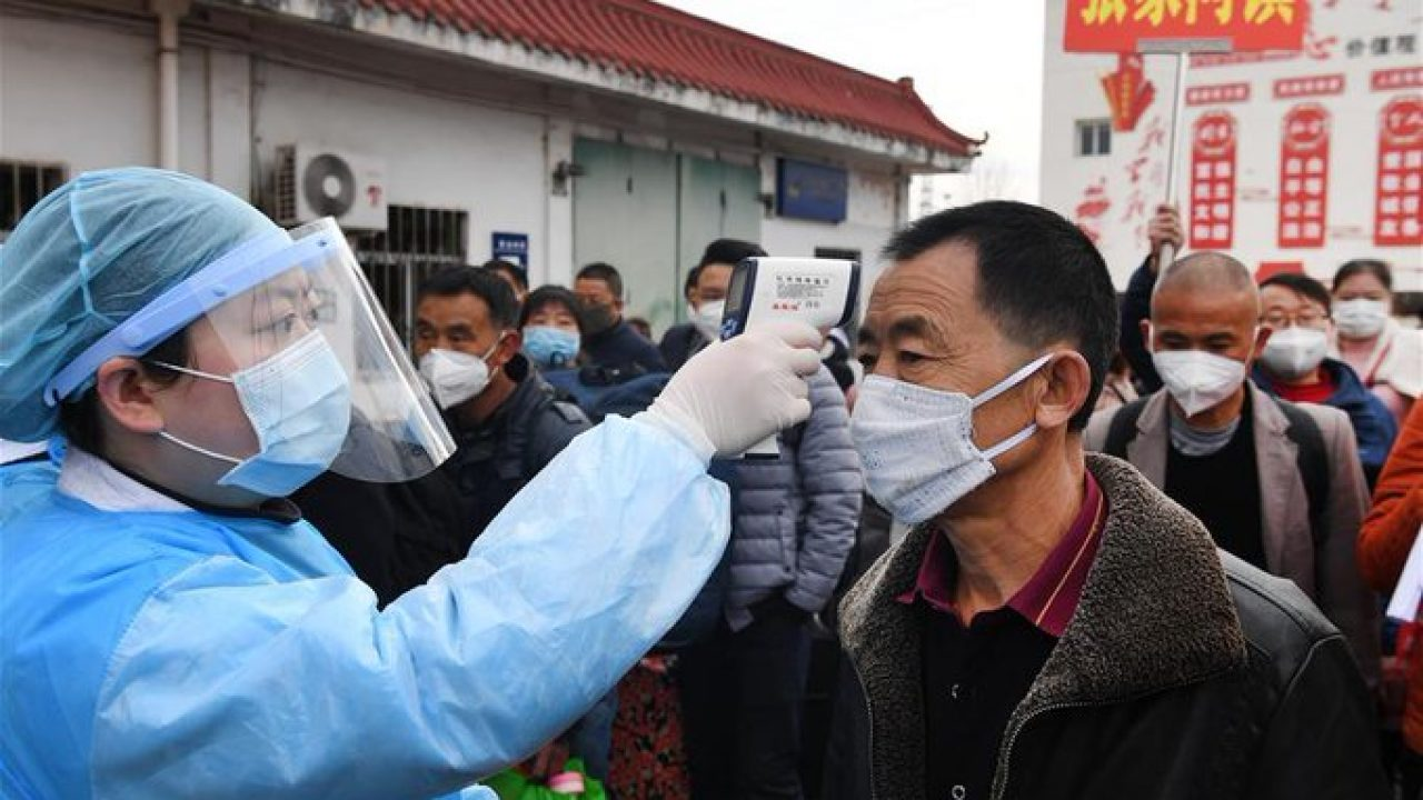 hantavirus hits china, one dead