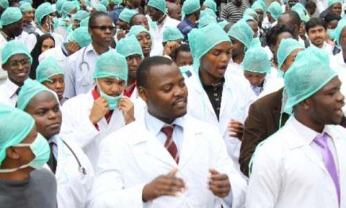 BREAKING: Resident Doctors Begin Indefinite Strike In Ondo