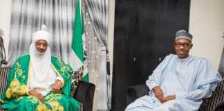 sanusi and Buhari
