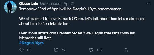 Dagrin