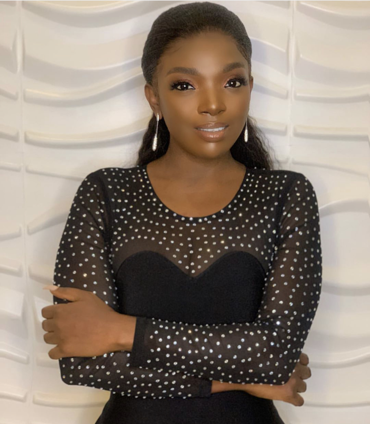 Nigerian actress, Annie Idibia
