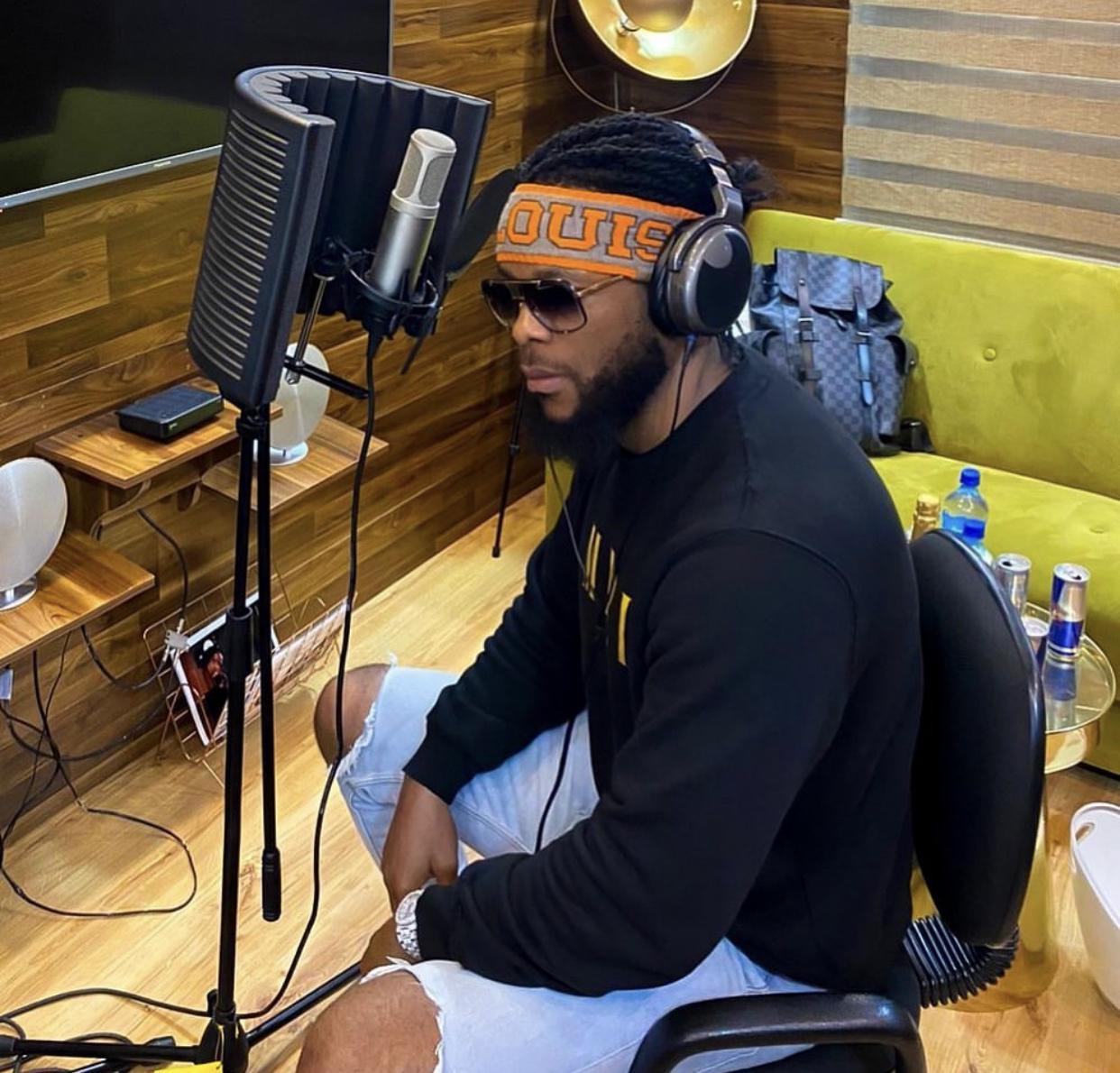 Nigerian singer, Willie XO