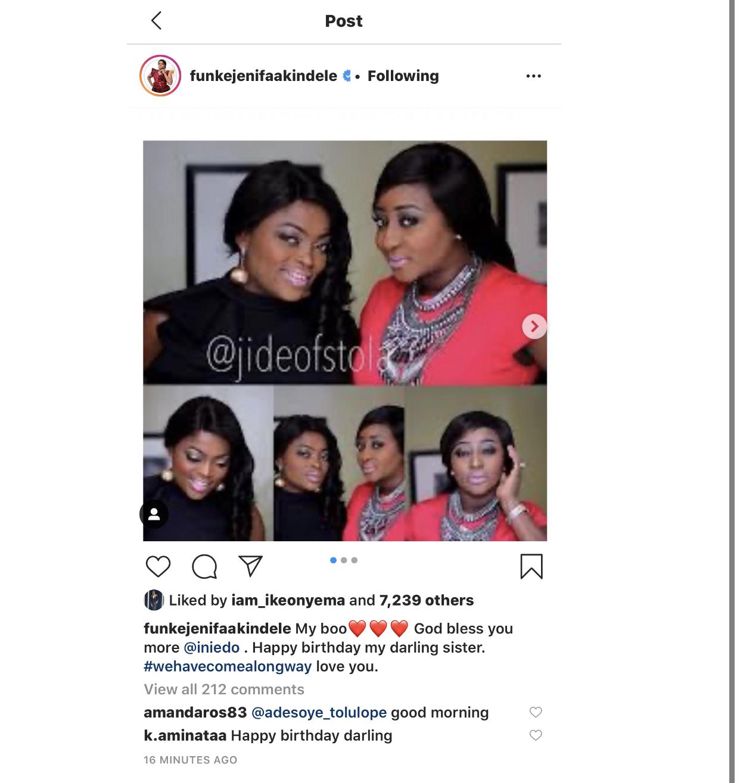 Akindele's post