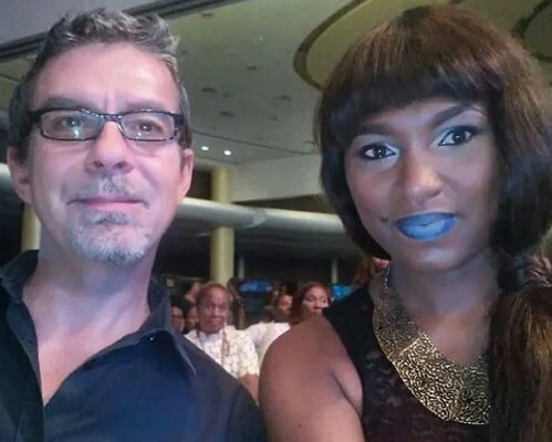 Ufuoma McDermott and her husband