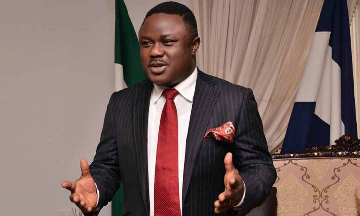 Ben Ayade Declares 24-Hour Curfew In Cross River