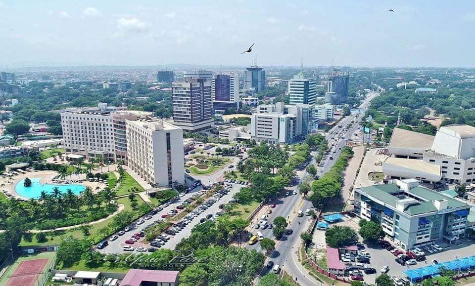 Ghana Lockdown