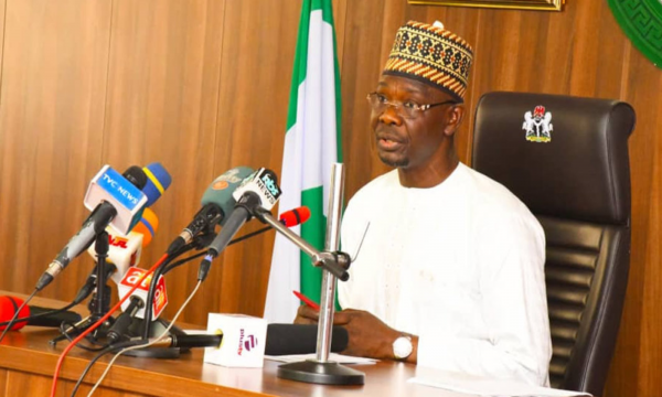 Those Calling Nigeria A 'Failed State' Are Ignorant, Says Governor Sule