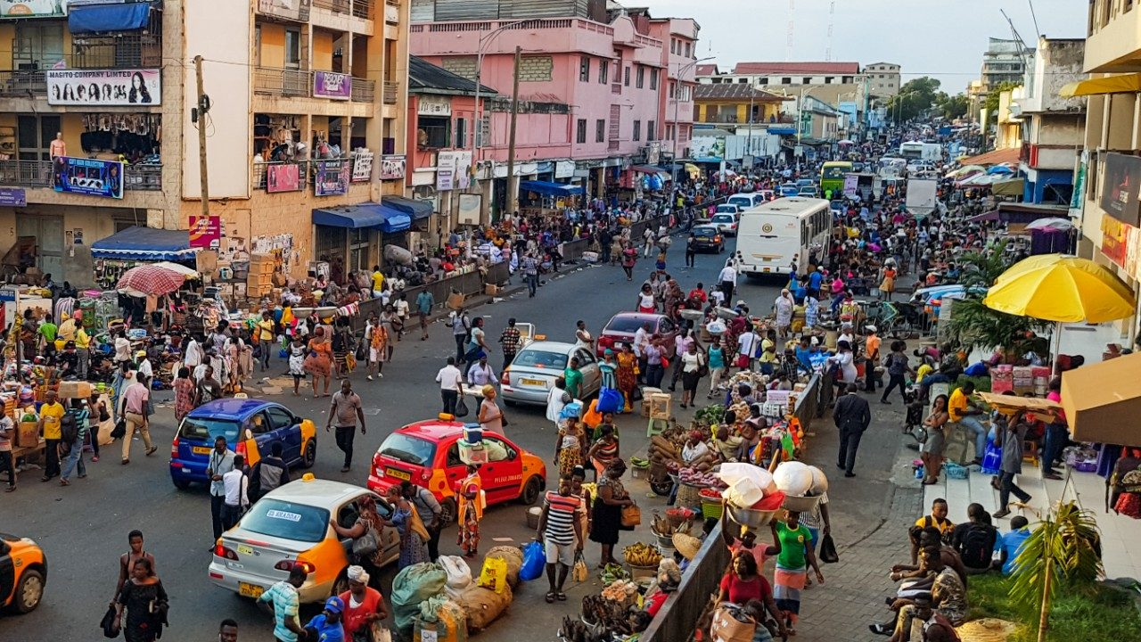 Ghanaian Lockdown