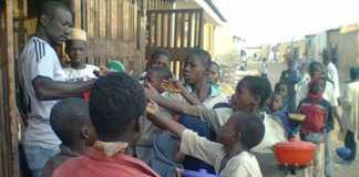 Almajiri Children