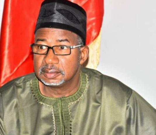 Bauchi Governor Bala Mohammed