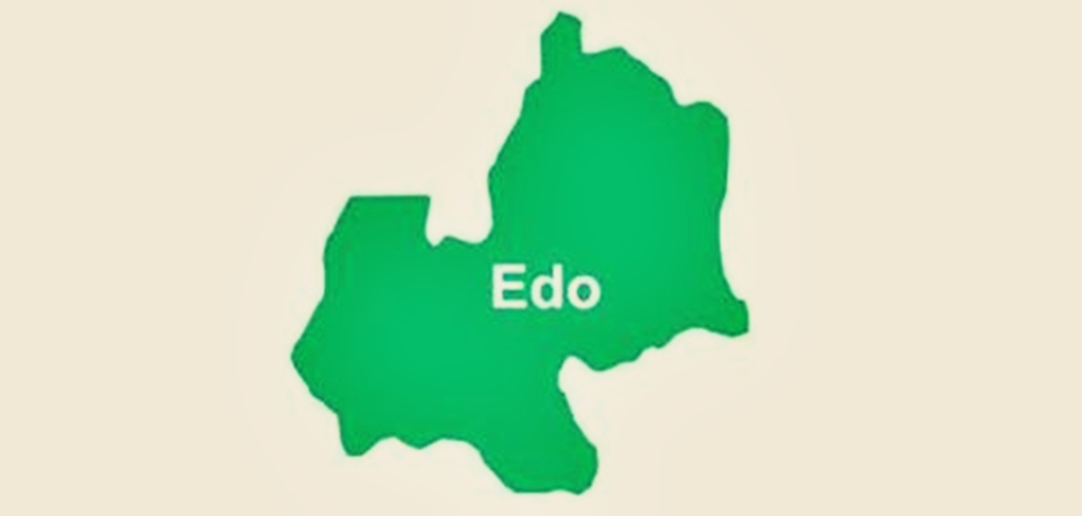 Edo on map