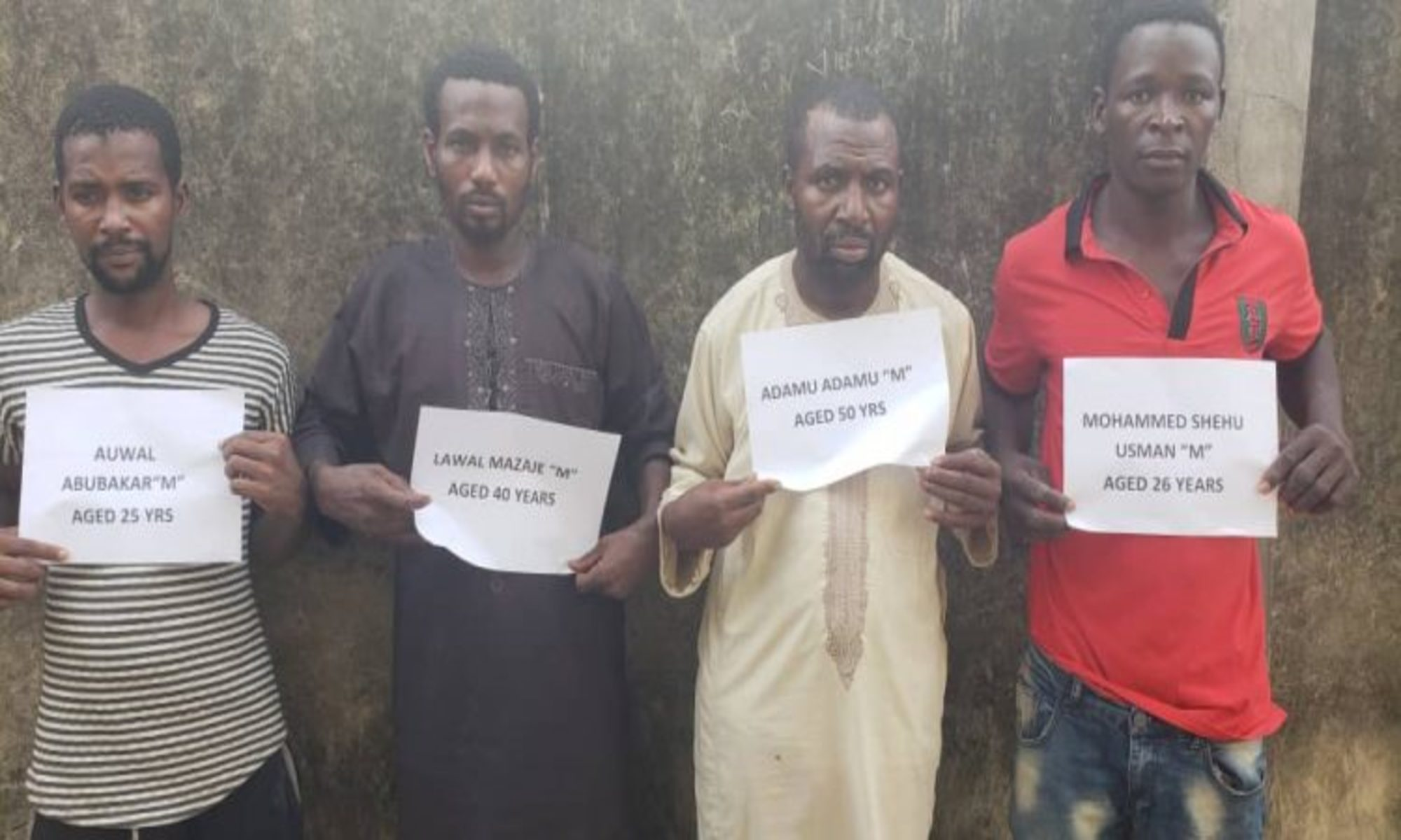 Funke Olakunrin's suspected killers