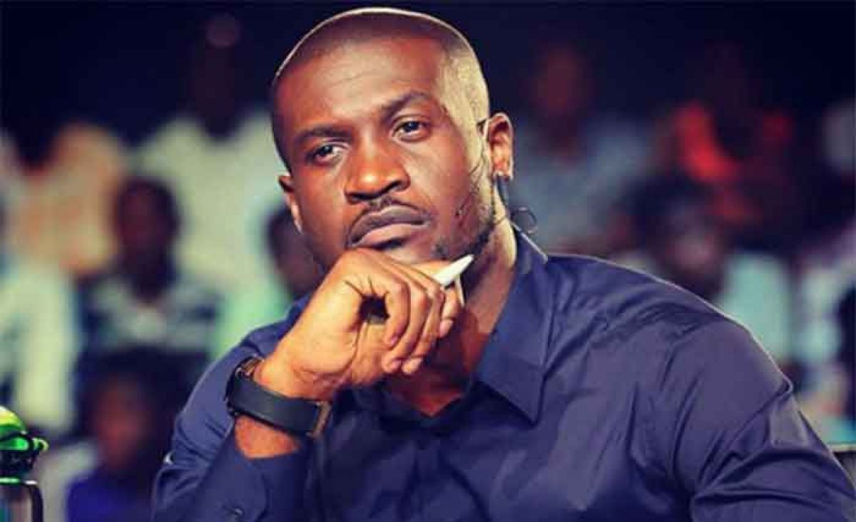 #EndSWAT: 'Nigerian Youths Are Not Lazy', Peter Okoye Tells Buhari (Video)