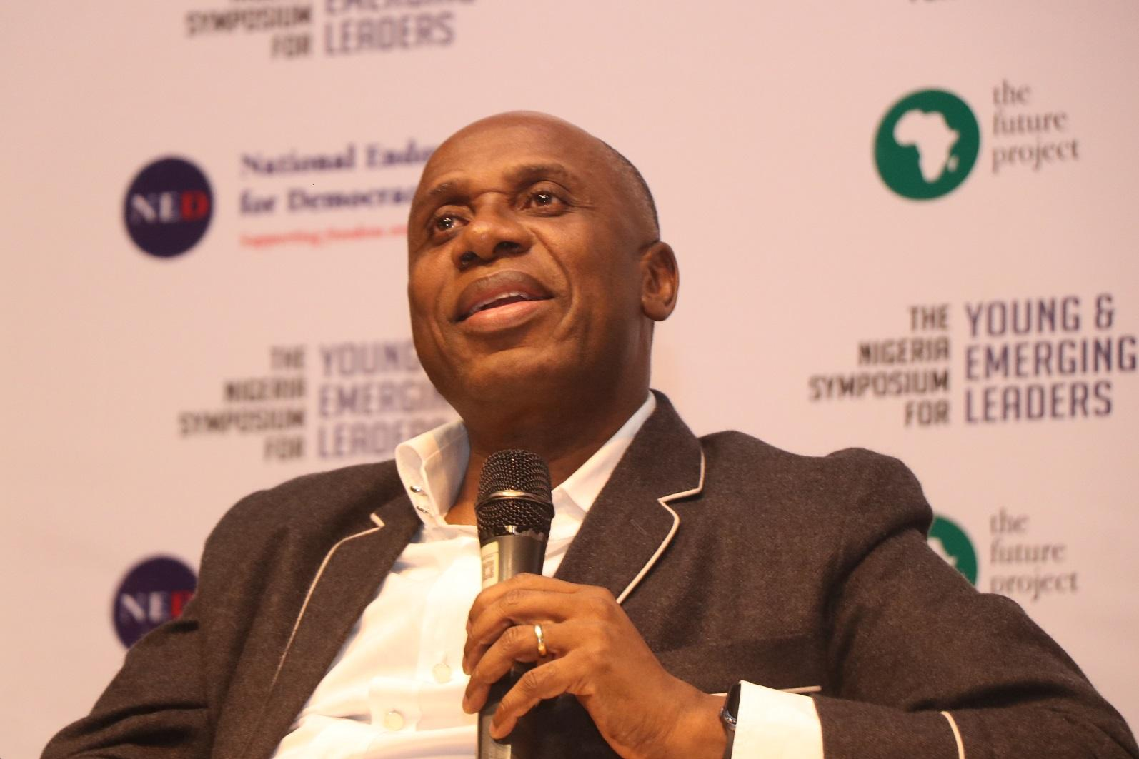 Insecurity: Restructuring Not As Critical As Hunger And Poverty – Amaechi