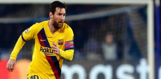 Messi Inspires Barcelona To Victory Over Sevilla