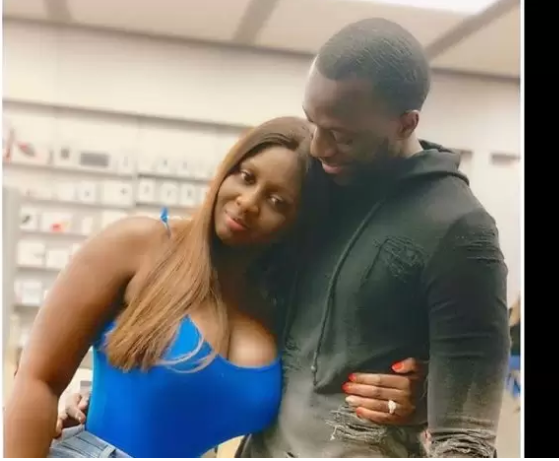 Shyngle and husband