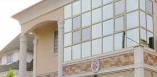 St. Edwards hospital in Ajah