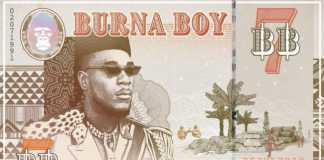 Burna Boy's African Giant