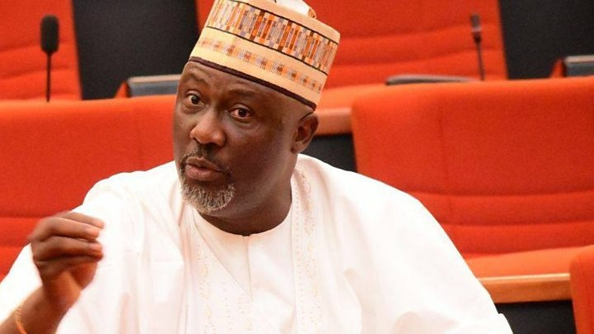 #EndSARS: Dino Melaye Laments Over Shooting Of Protesters In Lekki