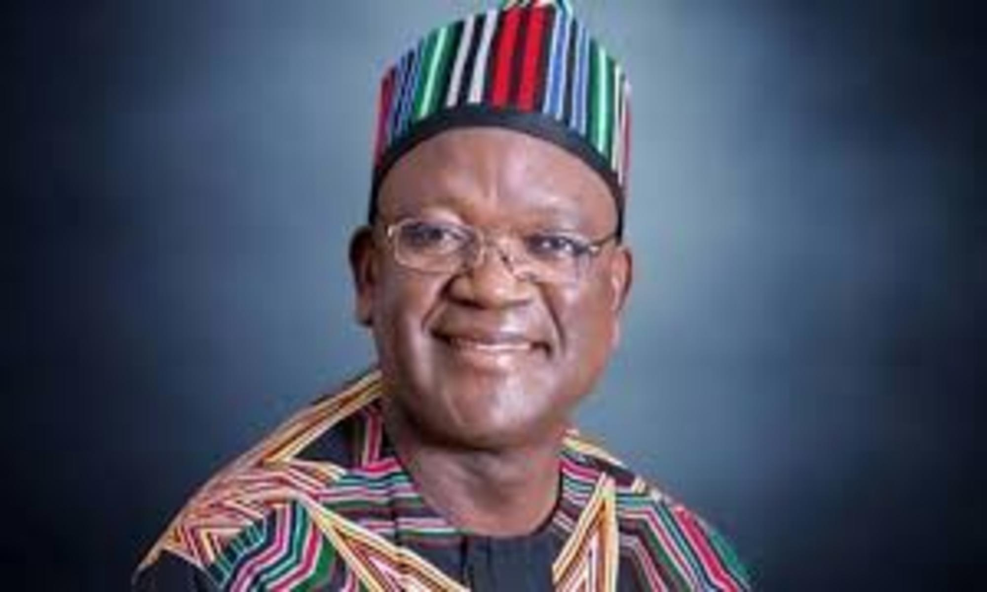 Don't Draw Me Into 2023 Presidential Race, Ortom Tells Supporters