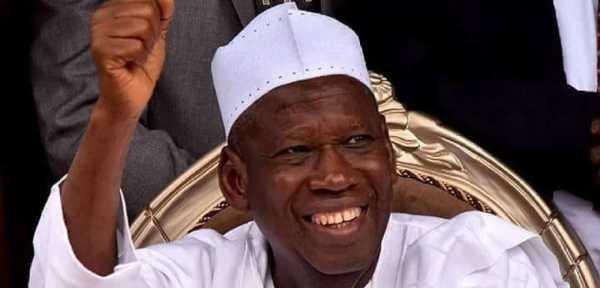 Ganduje: Why I Dethroned Sanusi As Emir Of Kano