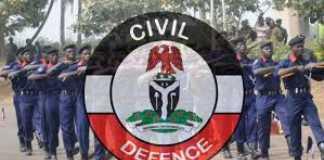 NSCDC Arrest suspects