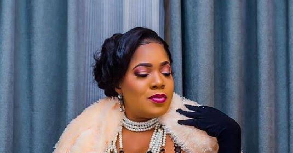 #EndSARS: 'I Can't Chase Clout' - Toyin Abraham Replies Critics